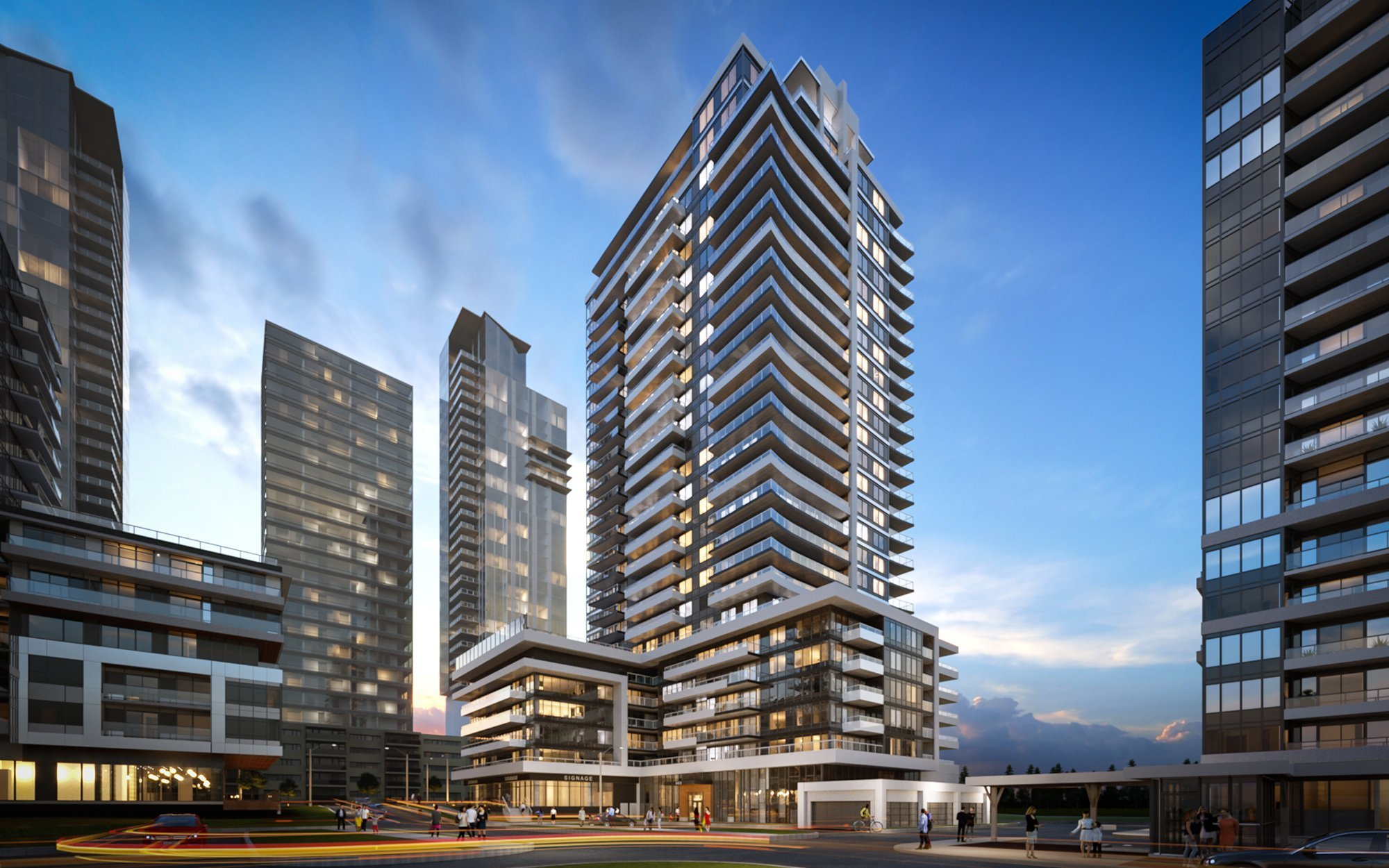 Luxury Investment Condos in Pickering Ontario