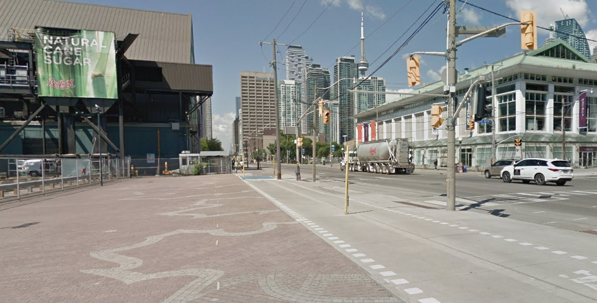 East Bayfront Street View