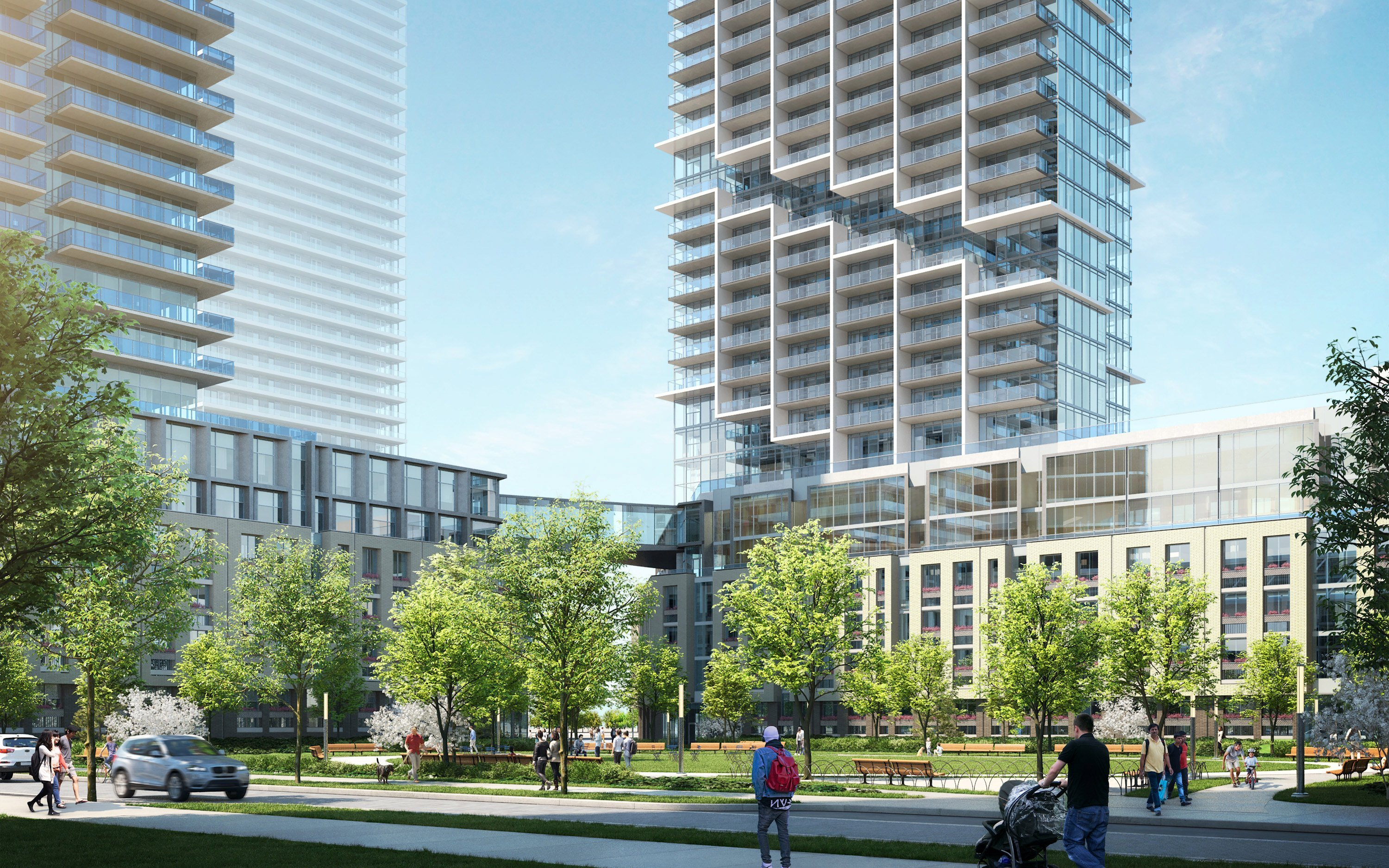 """Lam called the project, """"the most affordable condo in a AAA location"""